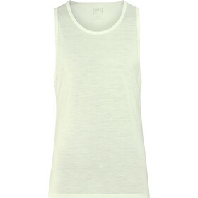 super.natural Base 140 Tank Men fresh white